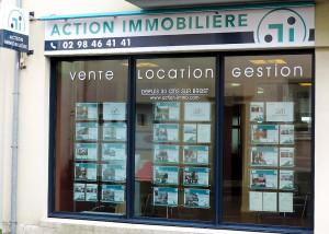 Agence immobilière à Brest