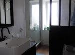 st michel appartement quare chambres dernier etage rénové (3)